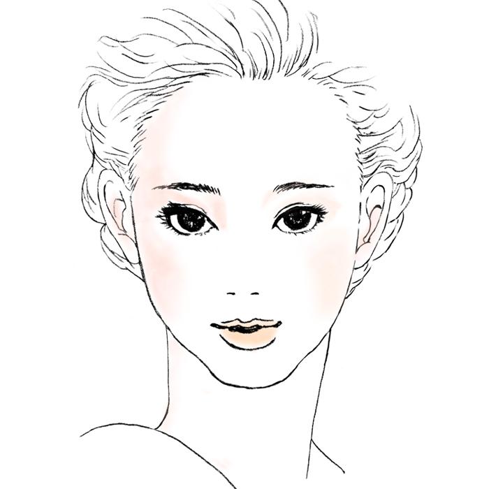 CARTÉ CLINITY 株式会社コーセー 化粧品 イラスト