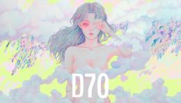 短編映画「D-70」メインビジュアルを制作しました!