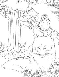 『おとなのネコ旅塗り絵ブック』北海道・岩手版