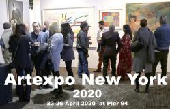 【Artexpo New York 2020】延期についてのお知らせです。
