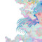 illustration marina イラストレーター 真吏奈 作品 artwork CDジャケットビジュアル 島みやえい子 Aquarius