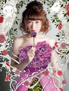 """""""僕のマドンナ展""""作品No.8『ROSE』"""