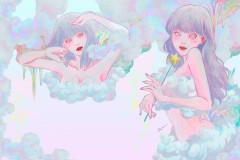 "【work】宝島社""sweet 占いBOOK2021下半期"""